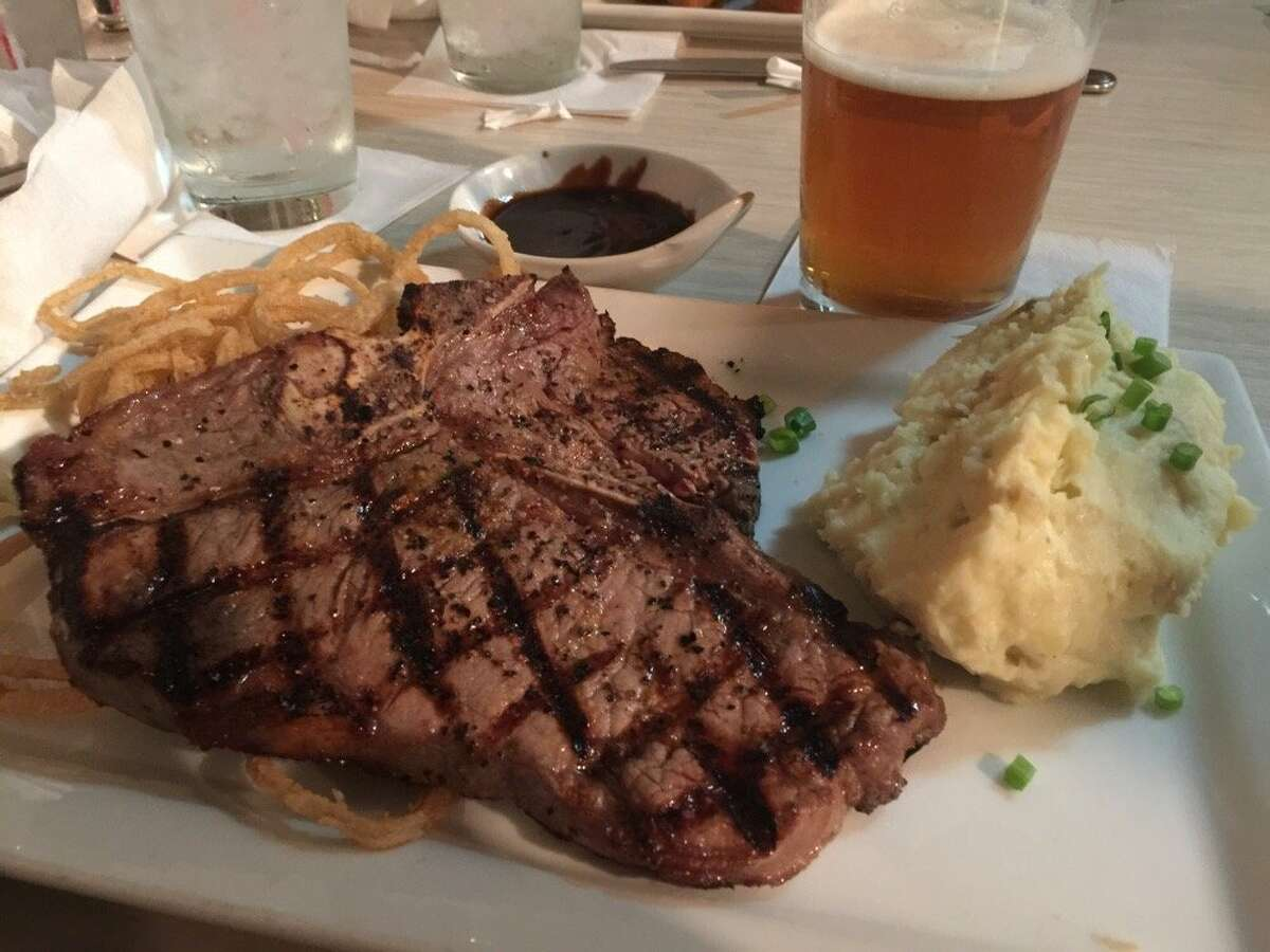 MKT Bar at Phoenicia Foods1001 Austin St., (832) 360-2222Steak night: Tuesdays and ThursdaysDeal: $14.50 for chef's choice of steak with house-made chimichurri sauce, choice of twice baked potato or Za'atar fries, and the MKT saladPhoto by: Yelp/Son N.