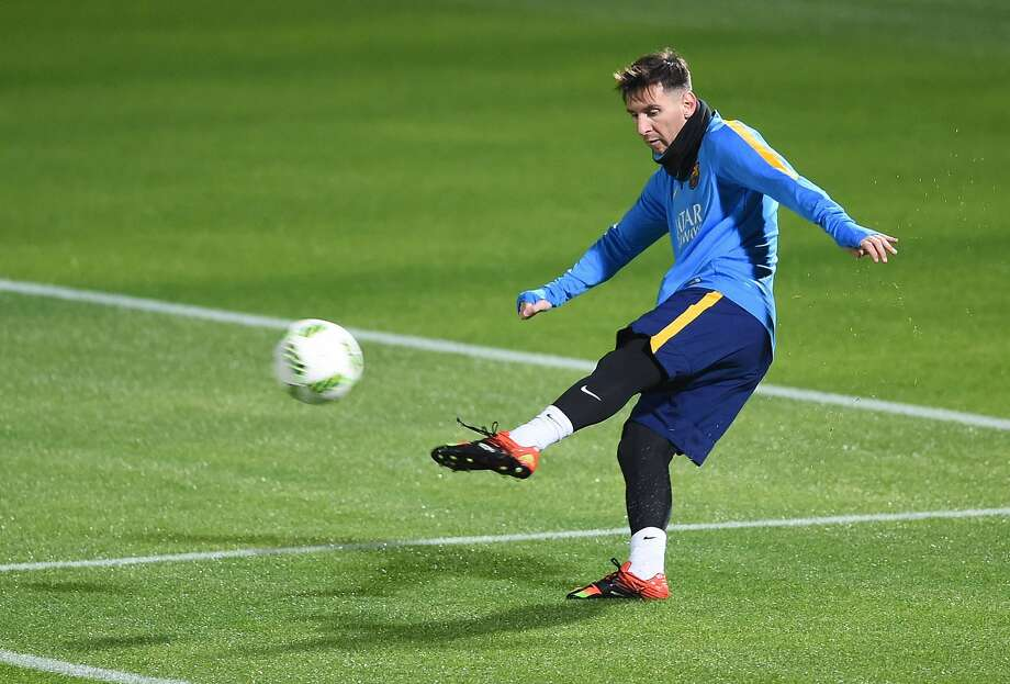 Lionel Messi has Levi's Stadium circled on his calendar for June 6. Photo: Toru Yamanaka, AFP / Getty Images