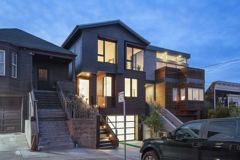 776 Wisconsin St. in Potrero Hill is a fully remodeled contemporary designed by architect Jonathan Pearlman of Elevation Architects. Photo: Open Homes Photography