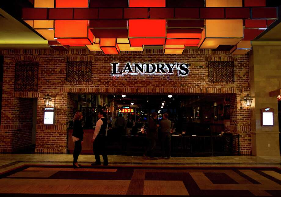 The Landry's Seafood House in the Golden Nugget Hotel & Casino Sunday, Dec. 7, 2014, in Lake Charles. 