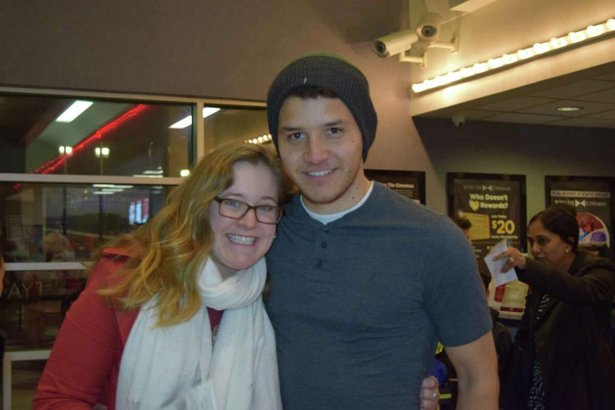 Were you SEEN at opening night of Star Wars: The Force Awakens at Majestic 6 Bow Tie cinemas in Stamford on December 17, 2015?