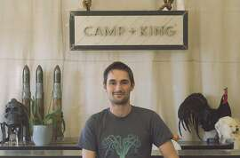 Camp + King hired Cameron Twombly as an art director.