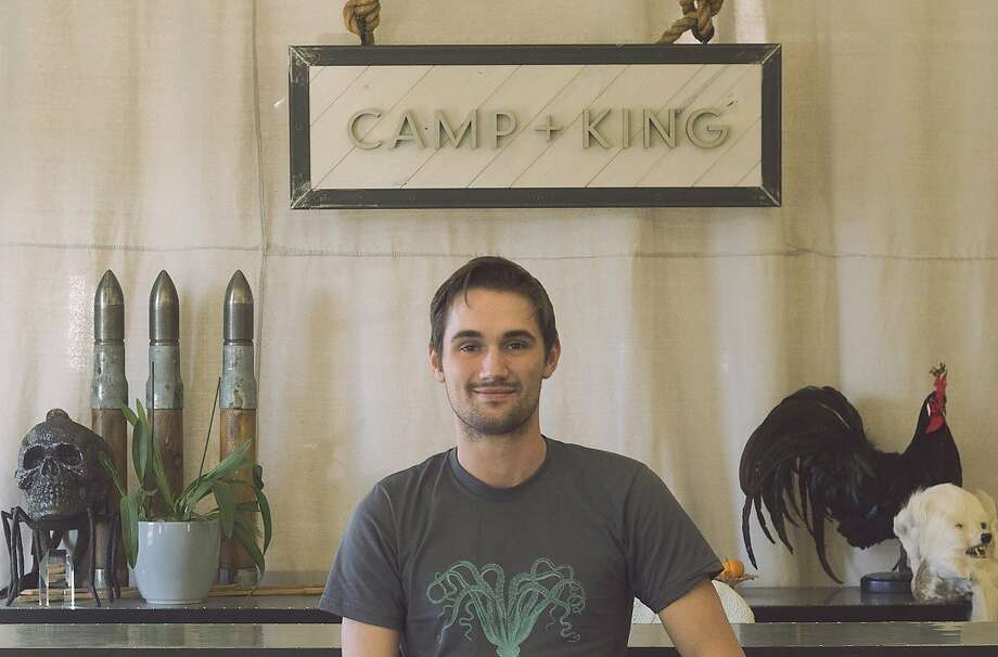 Twombly Photo: Camp + King