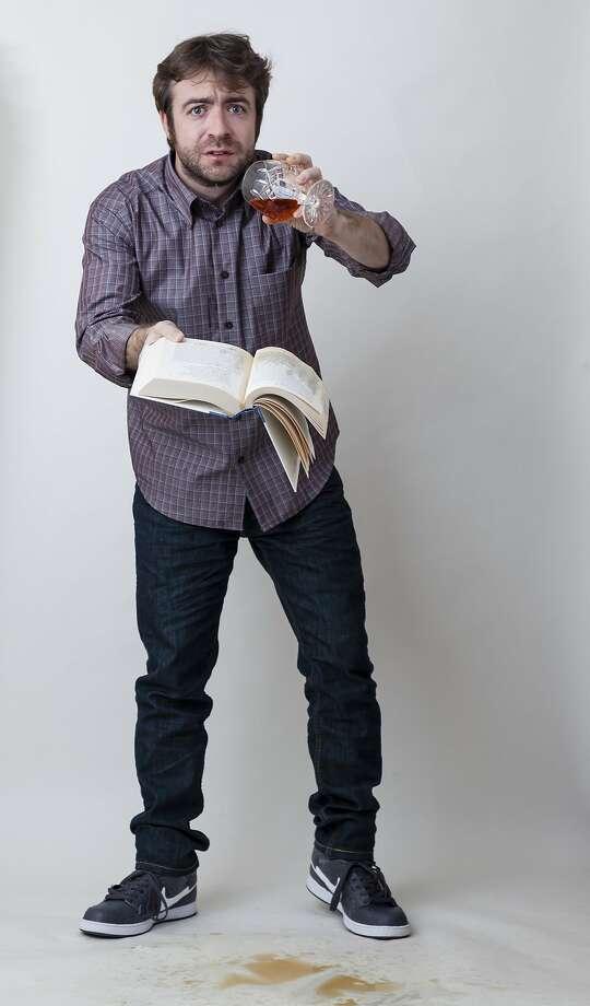 "Derek Waters, the creator of ""Drunk History,"" will perform in a Sketchfest program in San Francisco. Photo: Ann Summa"