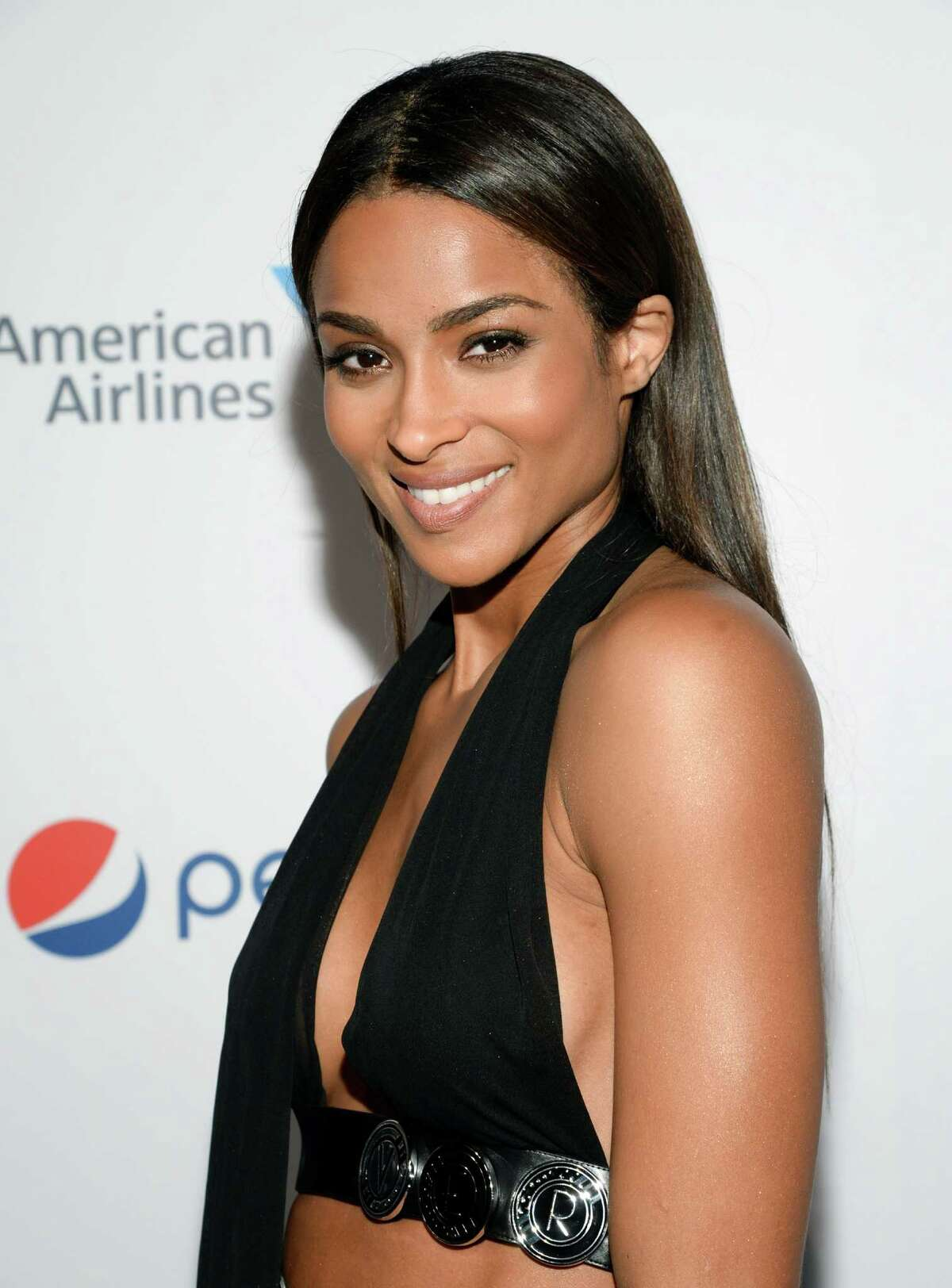 Singer Ciara attends the 2015 Billboard Women in Music honors at Cipriani 42nd Street on Friday, Dec. 11, 2015, in New York. (Photo by Evan Agostini/Invision/AP) ORG XMIT: NYEA121
