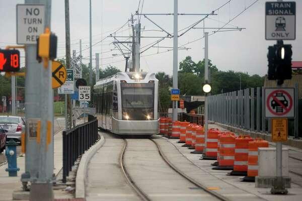 Wheel problem prompts Metro to park 14 railcars