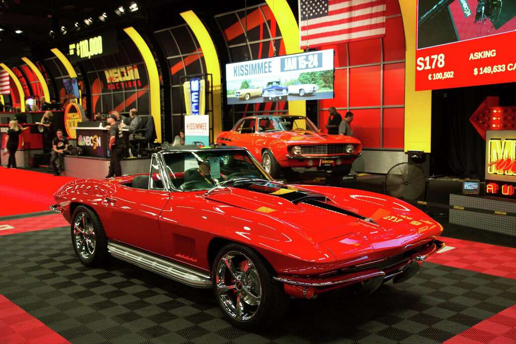Top 10 sellers at Mecum Auction\'s Austin event - Houston Chronicle
