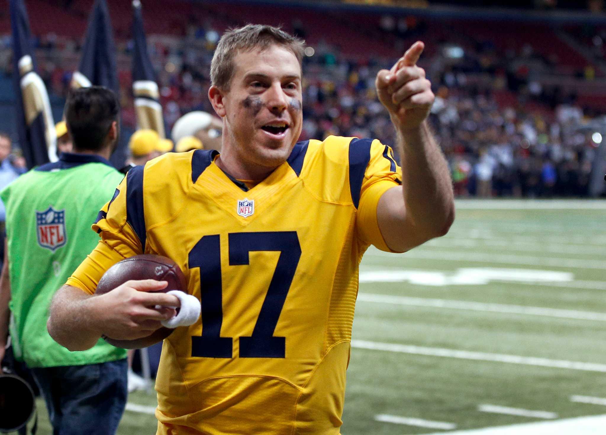 Case Keenum Wins Second Straight Start For Rams Houston