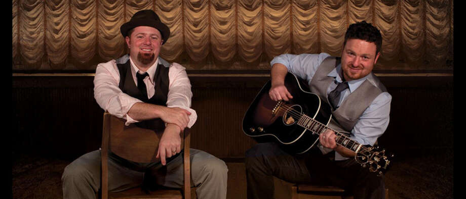 """As the band Shane & Shane, Shane Everett, left, and Shane Barnard started the online resource project """"Worship Initiative."""" Photo: Fair Trade Services"""