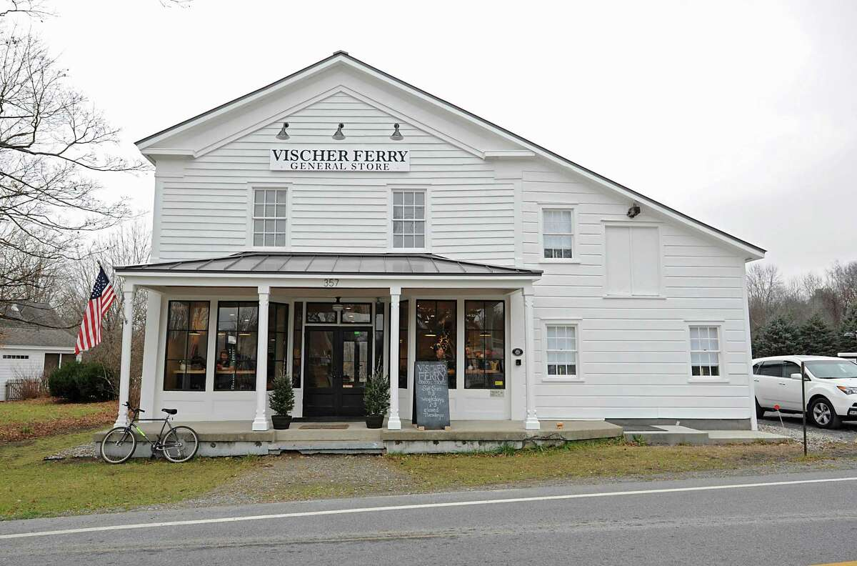 Exterior of Vischer Ferry General Store on Monday, Dec. 14, 2015 in Rexford, N.Y. (Lori Van Buren / Times Union)