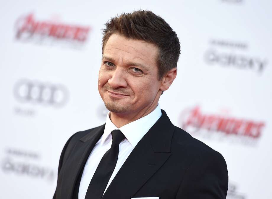 File photo of actor Jeremy Renner who spoke at the Silicon Valley Comic Con on Sat. March, 19, 2016.  Photo: Jordan Strauss, Associated Press