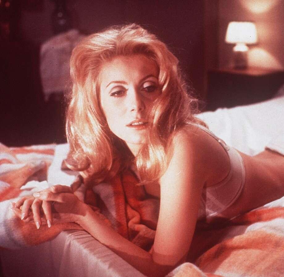 """Belle De Jour"" with Cathe rine Deneuve is a good start to watching Bunuel films."