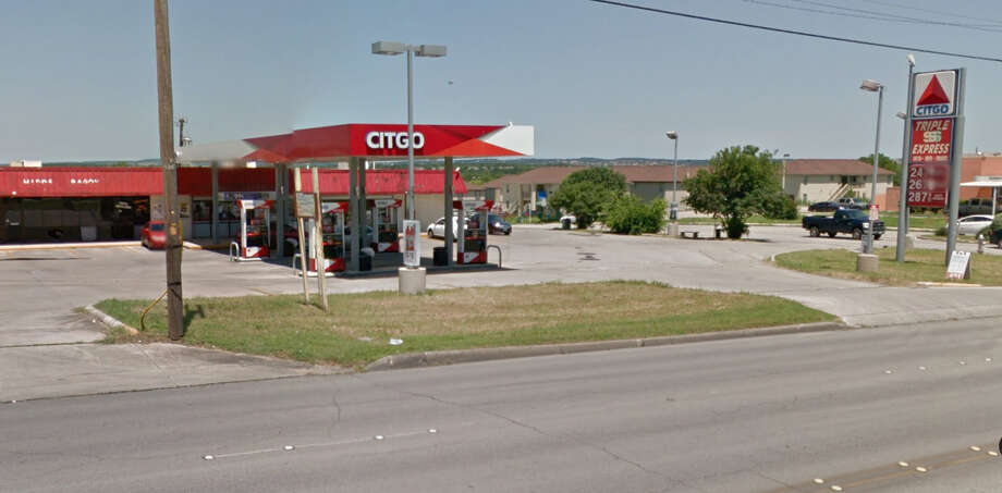 A San Antonio woman bought a scratch-off ticket worth $7.5 million at the Triple S Express Citgo station at 6480 Babcock Road. Photo: Google Maps