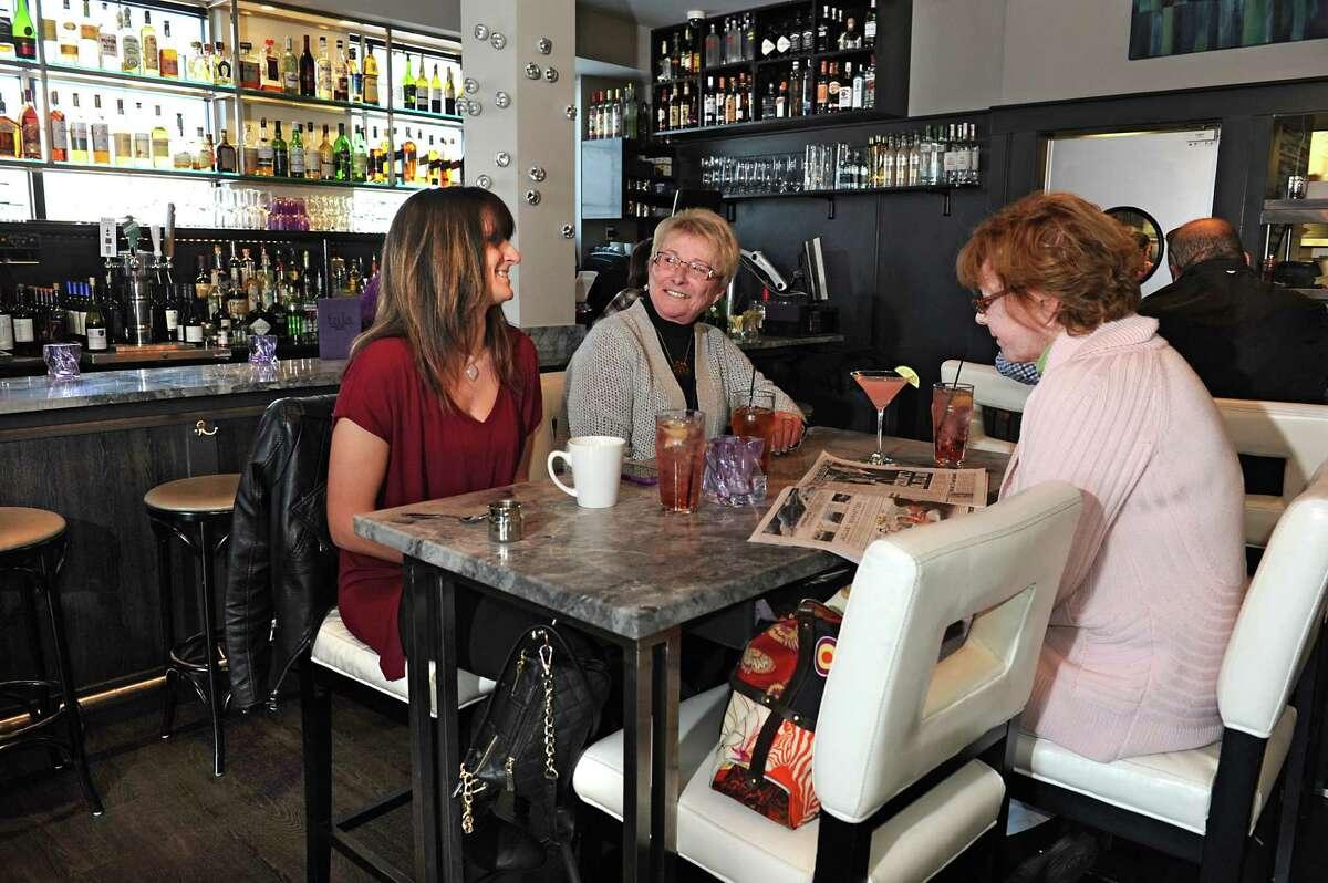 People dine at Tala: An American Bistro on Friday, Nov. 20, 2015 in Latham, N.Y. (Lori Van Buren / Times Union)