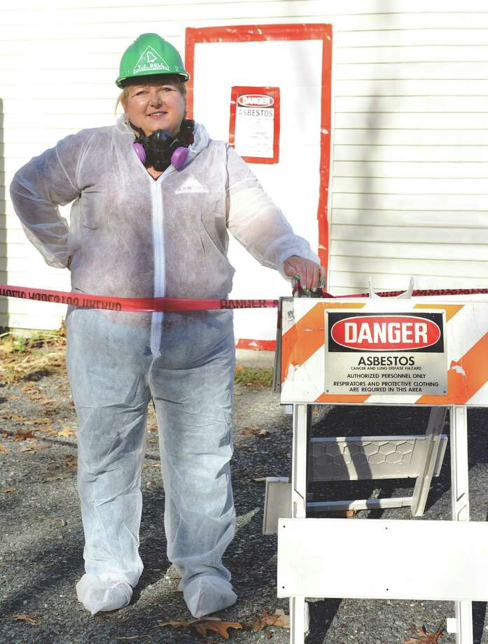 Suzanne Bell owner of T.J. Bell Environmental, on Tuesday, Nov. 17, 2015, in Averill Park, N.Y. (Cindy Schultz / Times Union) Photo: Cindy Schultz / 10034215A