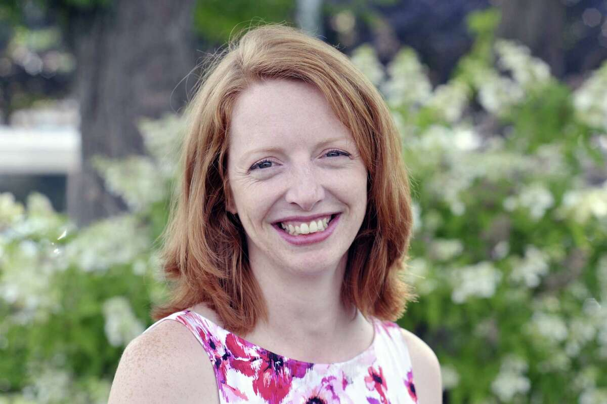 Gemma Allen will host a workshop at the Times Union THURS., FEb. 11 (Paul Buckowski / Times Union)
