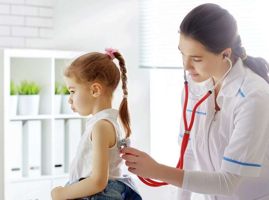 The American Academy of Pediatrics recently released its updated list of recommended health care screenings for children, which includes checking for depression, high cholesterol and HIV. (Photo courtesy Fotolia/TNS) Photo: Handout, HO / Fotolia