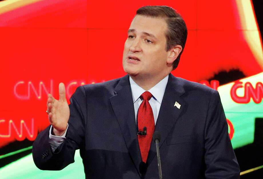 Ted Cruz is on the defensive, having to explain his past positions supporting immigration reform. Photo: John Locher, STF / AP