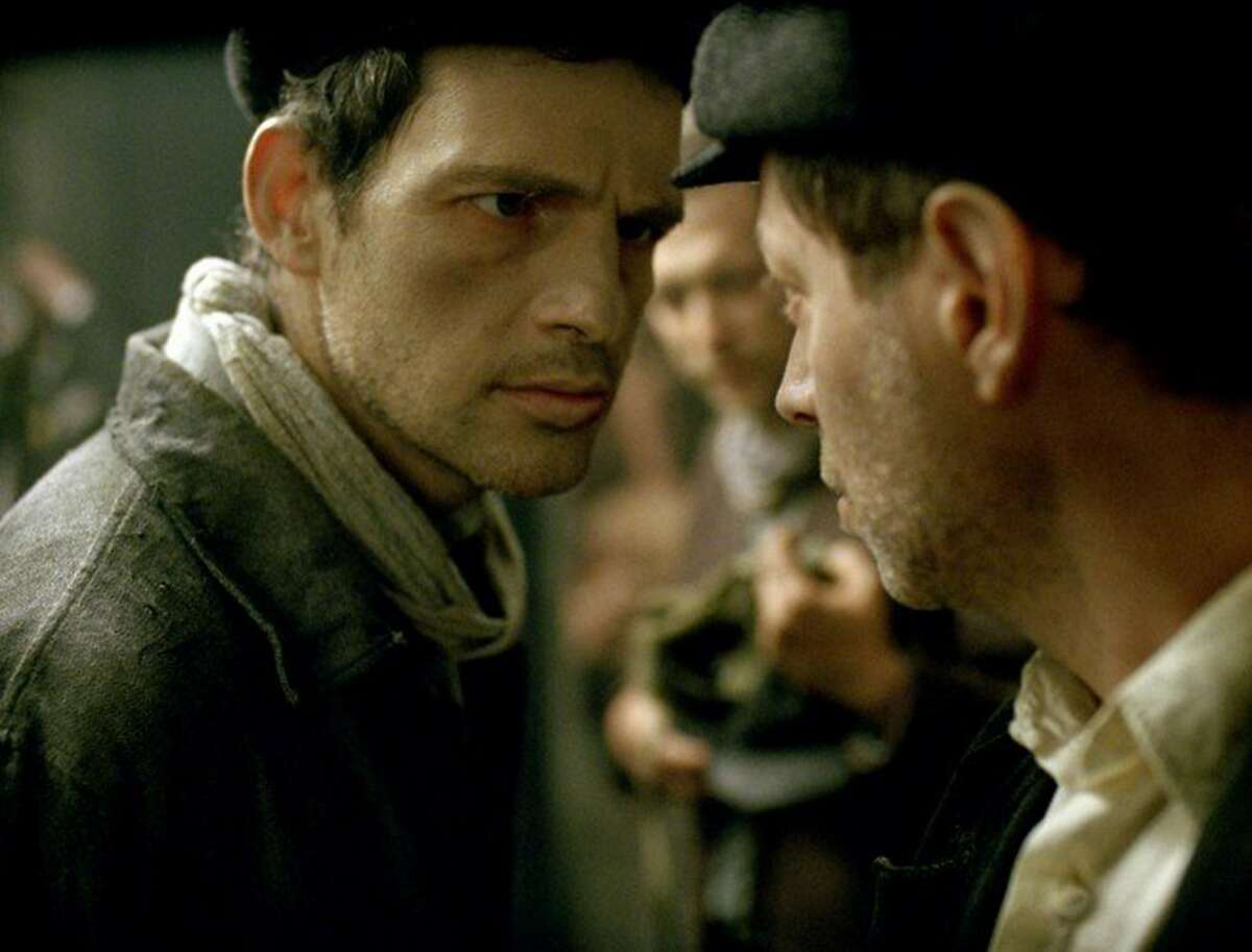 """Special citation for Best shot: (a tie) The opening of """"Son of Saul."""""""