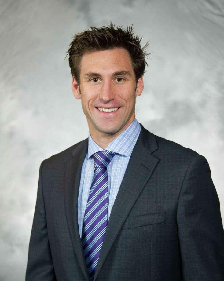 Jay Leach, interim coach of the Wilkes-Barre/Scranton Penguins. (Courtesy Wilkes-Barre/Scranton Penguins) / John Kasko