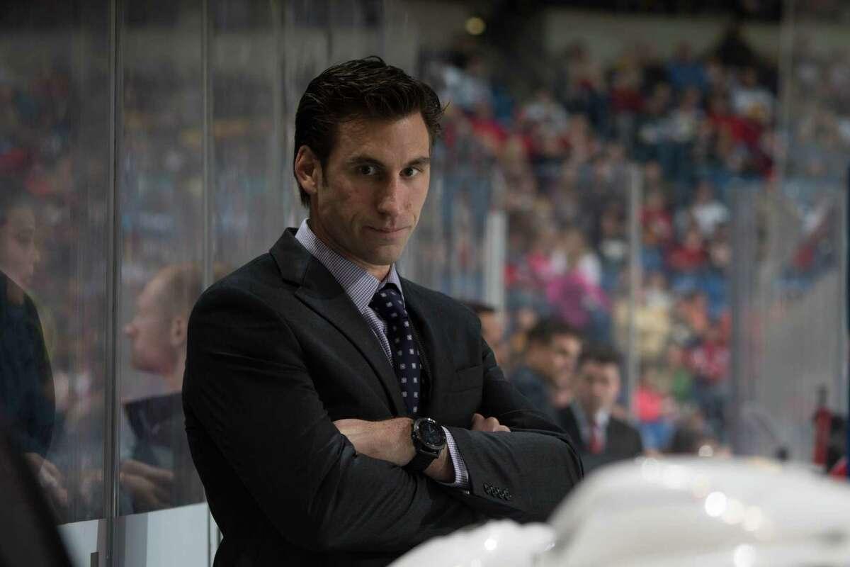 Jay Leach, interim coach of the Wilkes-Barre/Scranton Penguins. (Courtesy Wilkes-Barre/Scranton Penguins)