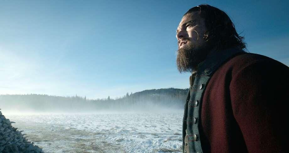 """Leonardo DiCaprio stars in """"The Revenant."""" Photo: Associated Press"""