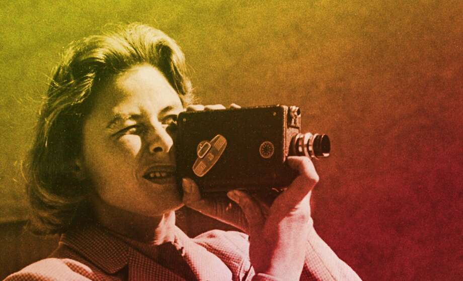 """""""Ingrid Bergman: In Her Own Words"""" features her diaries, letters, photographs and amateur home movies, and candid interviews with her four children: Pia Lindstrom and Roberto, Isabella and Ingrid Rossellini. (Photo courtesy Mantaray Film/TNS) Photo: Handout, McClatchy-Tribune News Service"""