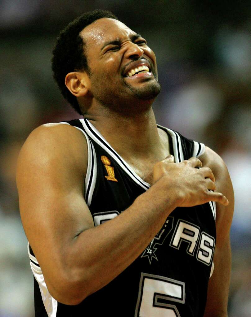 Spurs archives Horry is Mr Big Shot in Finals San Antonio