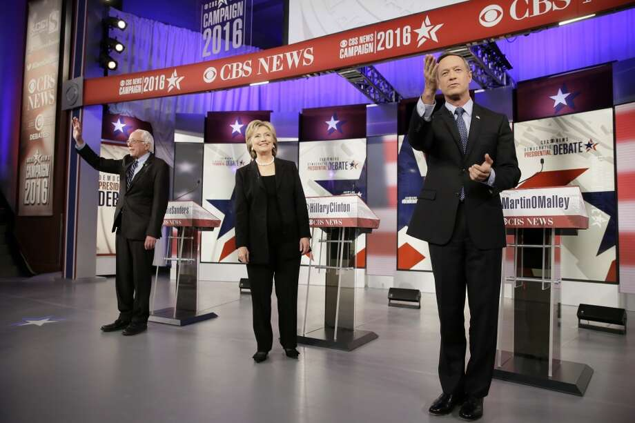 The best 'Oh Snap!' moments from presidential candidates in 2015This year has brought out some ugly, albeit at times sharp rhetoric from the crop of presidential hopefuls. We've compiled the best zingers that took place during the big debates in 2015 from both sides of the aisle. Photo: Charlie Neibergall, Associated Press