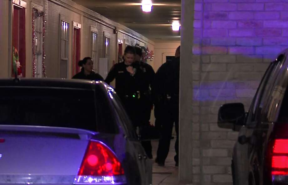 San Antonio Police are investigating a stabbing on the West Side that stemmed from an alleged love triangle. Photo: Courtesy Pro 21 Video, For MySA.com