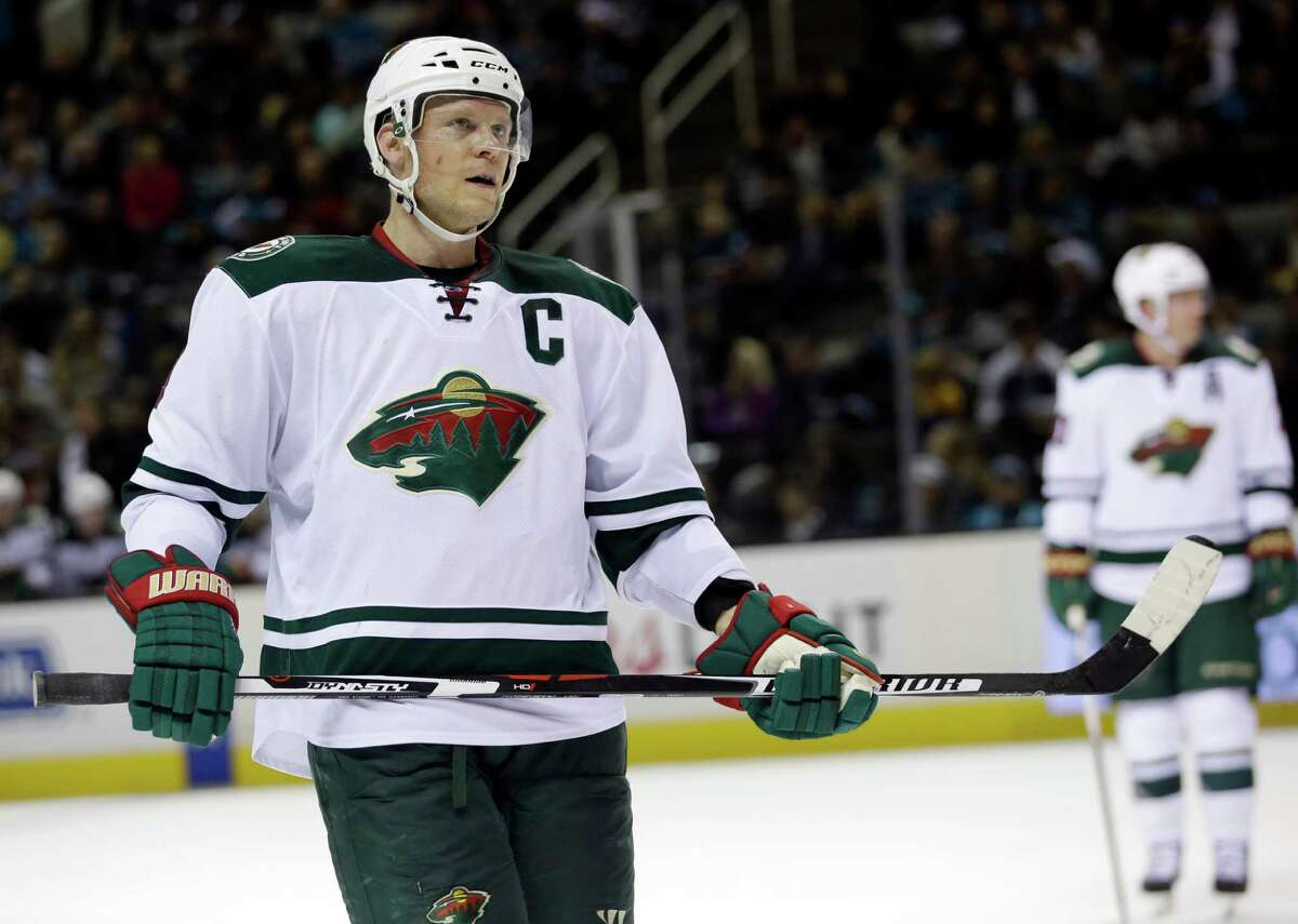 Center Mikko Koivu Houston Aeros: 2004-05 season (67 games played). Current NHL team: Minnesota Wild Note: During the first nine seasons of the Wild's franchise history, head coach Jacques Lemaire rotated captains on a monthly basis. At the onset of the 2009-10 season, Koivu was selected as the Wild's first permanent captain by Lemaire's successor, Todd Richards. 2015-16 regular season: 17 goals, 39 assists; 56 points. Played all 82 games. Finished with a +/- of +6.