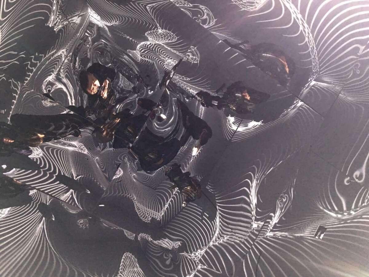 Infinity Project by Turkish artist Refik Anadol