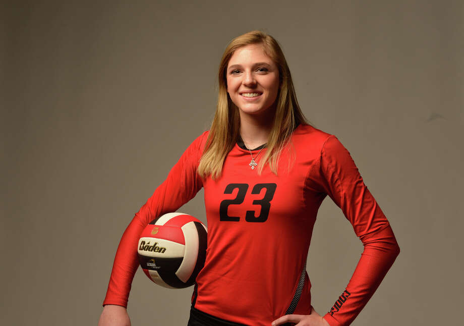 The 2015 Express-News All-Area volleyball player of the year is K.K. Payne of New Braunfels Canyon. Photo: Robin Jerstad /For The Express-News