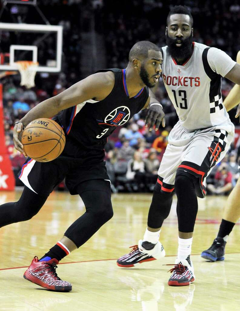 Report Chris Paul plans to meet with Rockets in free agency