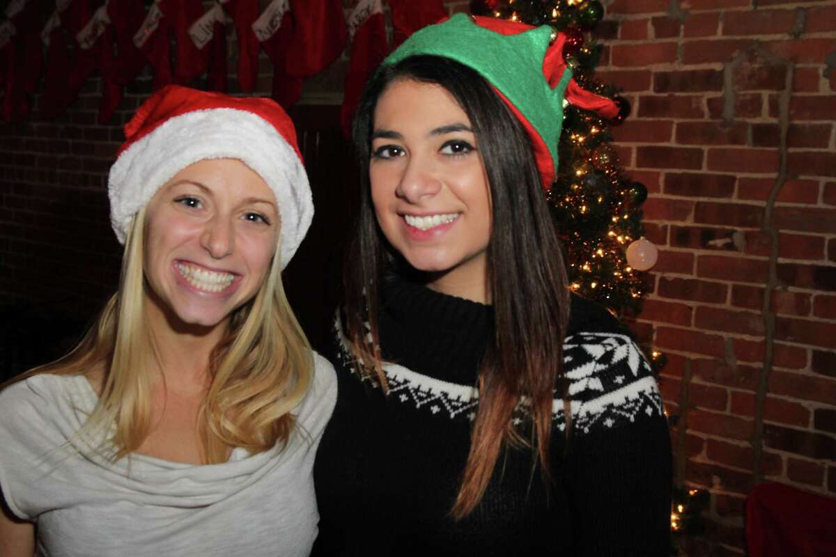 Were you SEEN at the Miracle on Wall Street holiday pop-up bar in Norwalk on December 19, 2015?