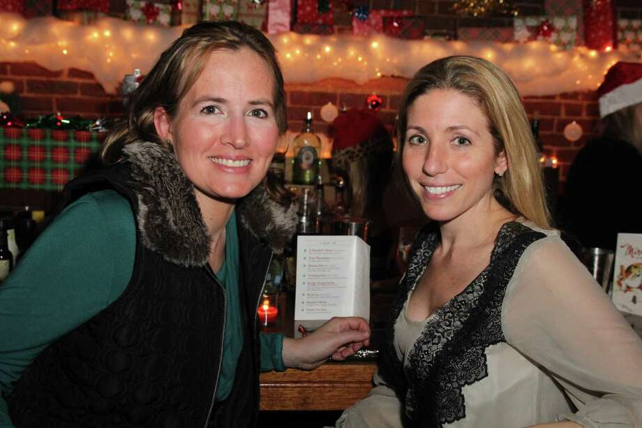 Were you SEEN at the Miracle on Wall Street holiday pop-up bar in Norwalk on December 19, 2015? Photo: Derek T.Sterling, Hearst Connecticut Media Group