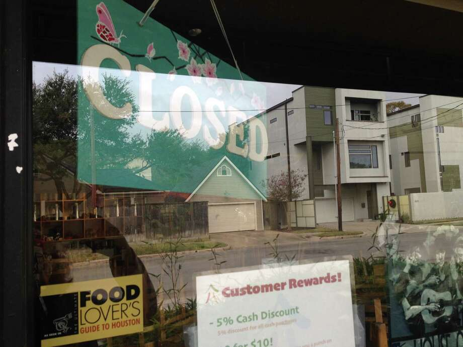 The final days: Te will close its doors for good on Dec. 24. Photo: Lisa Gray
