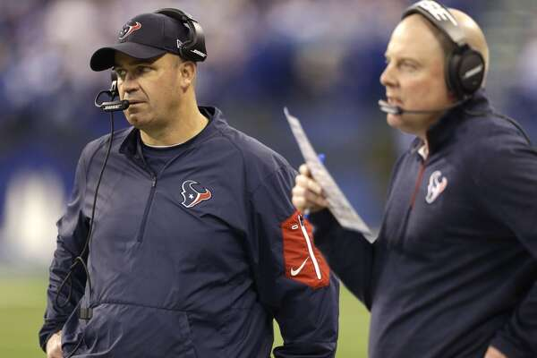 COACHING    Bill O'Brien and his staff overcame a lot in the first half. They made adjustments at halftime, and the Texans were a different team. Kudos to George Godsey for coaching so many backup quarterbacks to success.    Grade: A
