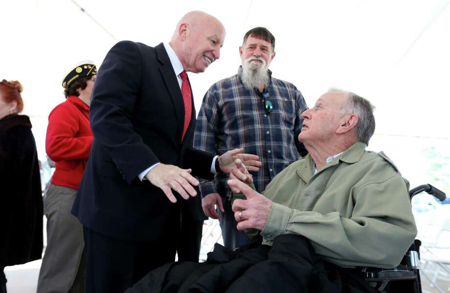 U.S. Rep. Kevin Brady, R-The Woodlands, had $1.5 million heading into 2016 to spend on his re-election campaign. Despite the sizable war chest, he faces his toughest challenge in 20 years, with former state lawmaker Steve Toth receiving support from local and national tea party groups. By Matthew Tresaugue Photo: Gary Coronado, Staff / © 2015 Houston Chronicle
