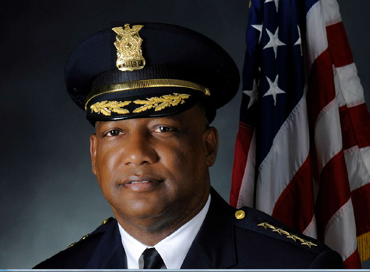 Houston Police Chief Charles McClelland Jr.