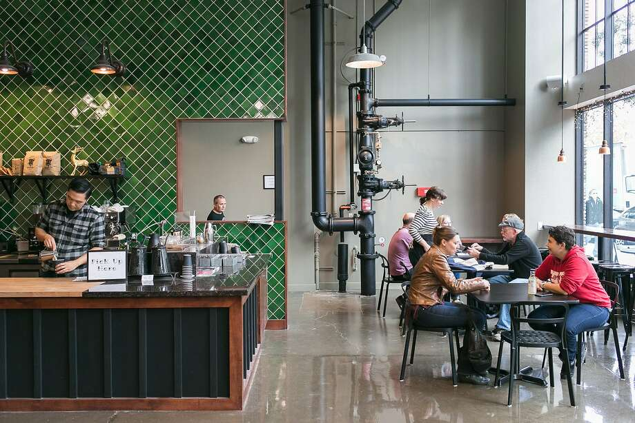 Firebrand Artisan Breads in Oakland has a coffee bar and Pal's Takeaway tucked away in their large retail space. Scroll ahead to see all the survey's rankings. Photo: Jen Fedrizzi, Special To The Chronicle