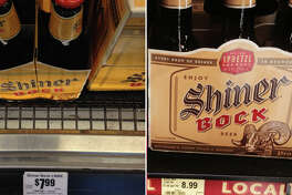 Shiner Bock, 6-pk Central Market: $7.99 Whole Foods: $8.99