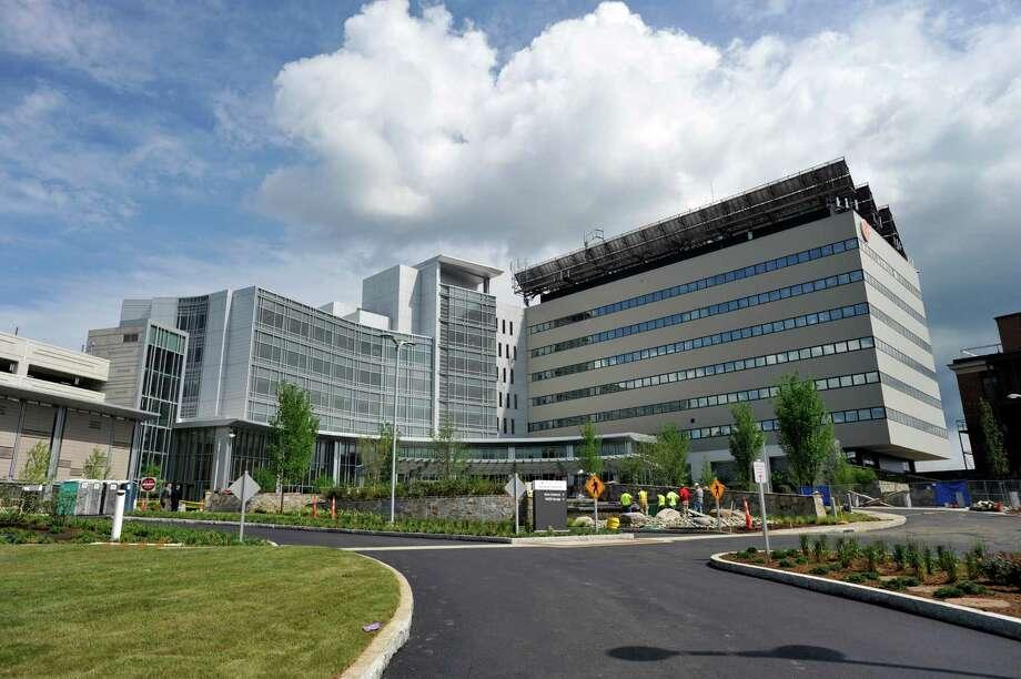Danbury Hospital. Photo: Carol Kaliff / Carol Kaliff / The News-Times
