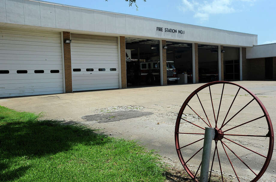 Beaumont City Council approved spending $7.4 million for a new Fire Station No. 1 near Babe Didrikson Zaharias Park in the city's North End. Photo: Guiseppe Barranco, STAFF PHOTOGRAPHER / The Beaumont Enterprise