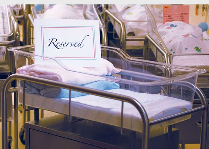 """We're """"Counting UP"""" To A Record-Breaking 11,000 Babies in 2015! (PRNewsFoto/The Woman's Hospital of Texas)"""