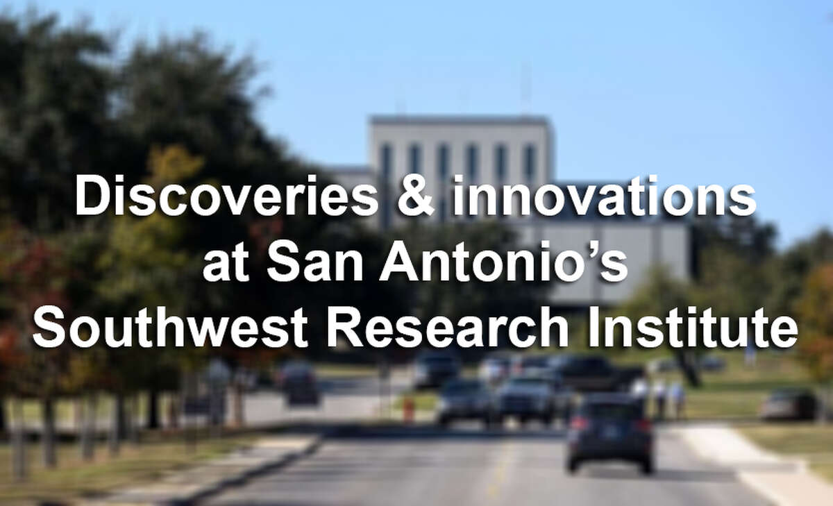 Southwest Research Institute has been in San Antonio since its founding by Thomas Baker Slick Jr. in 1947. Click through the slideshow to see some of SwRI's most innovative contributions to science, from