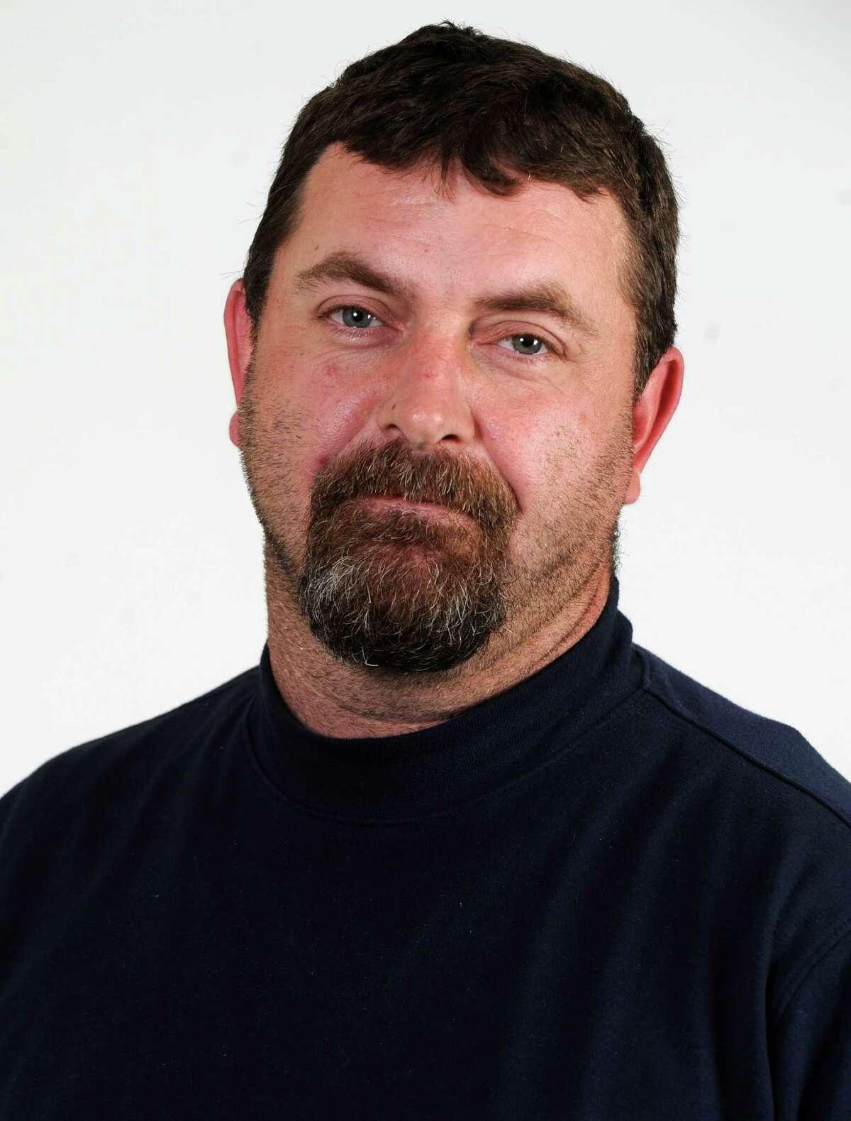 Former Bridgeport Republican City Sheriff David Goodman, 41, died suddenly Saturday, Dec. 19, 2015.