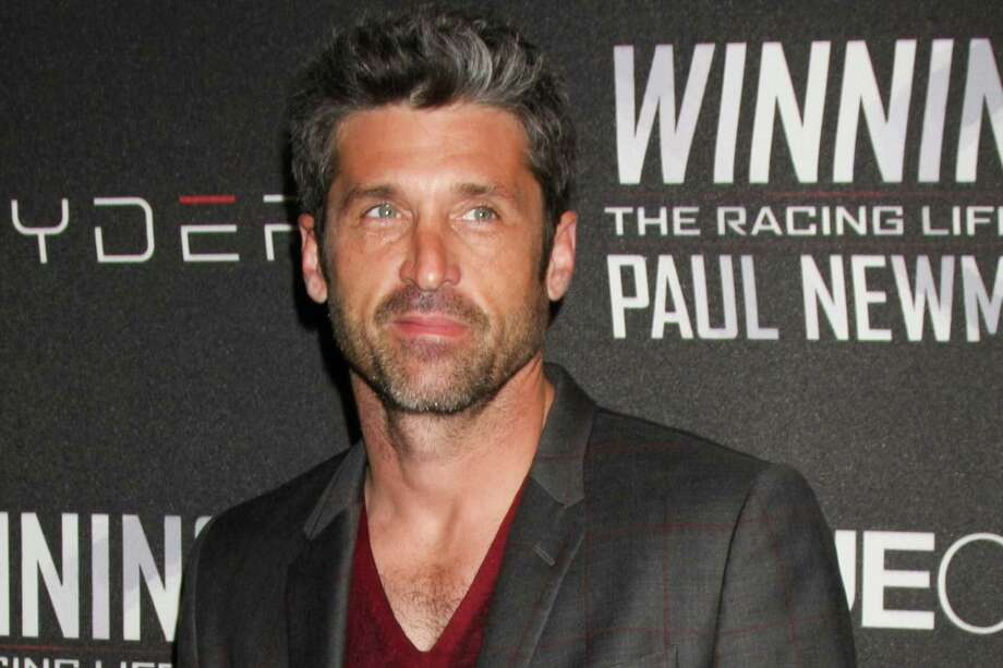 Actor Patrick Dempsey January 13 / © Corbis.  All Rights Reserved.