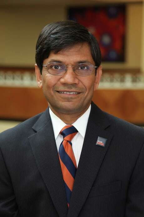 Dr. Mauli Agrawal is the second researcher in San Antonio to be named a fellow of the National Academy of Inventors. He is the vice president for research at the University of Texas at San Antonio. Agrawal was selected for the honor because of his research and innovations in orthopedic and cardiovascular biomaterials and implants. Photo: Courtesy Photo /University Of Texas At San Antonio