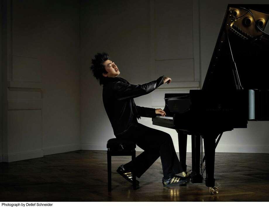 Pianist Lang Lang Photo: Courtesy Photo